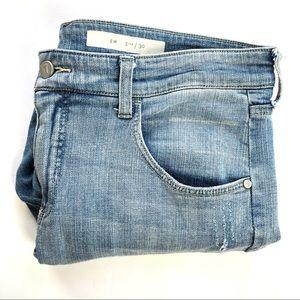 Pilcro & the Letterpress Em Jeans